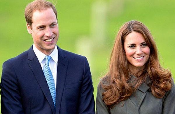 برطانوی شاہی جوڑے شہزادہ ولیم، شہزادی کیٹ مڈلٹن کے دورہ کو حتمی شکل دیدی گئی