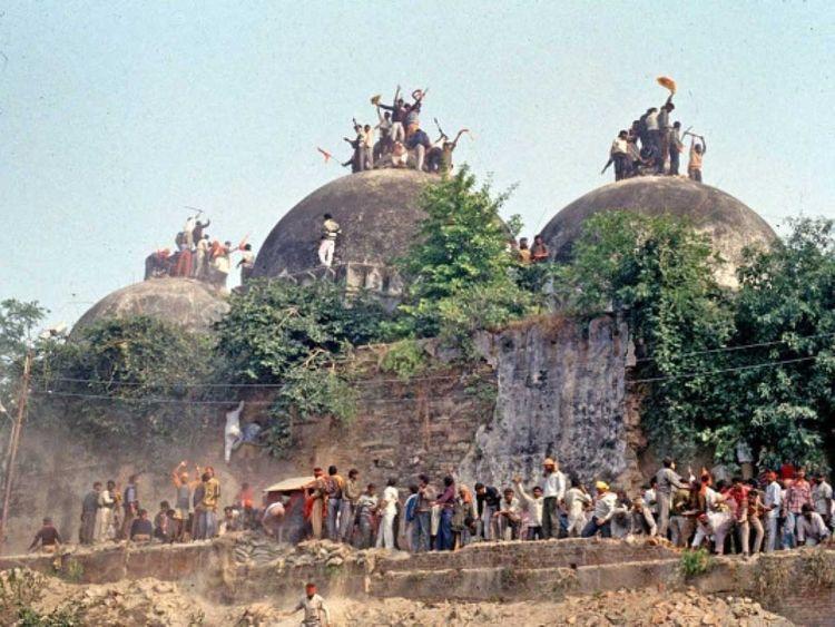 بھارتی سپریم کورٹ کابابری مسجد کی زمین مندر کو دینے کا فیصلہ