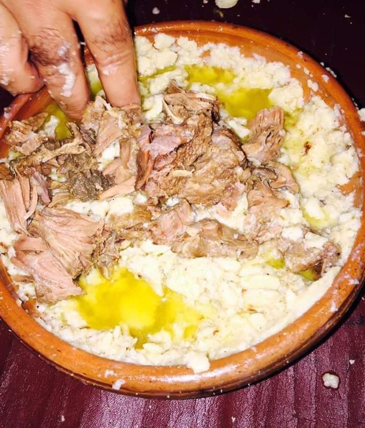 چمکیل ؛ کالام کوہستان اور دیر کوہستان سمیت انڈس کوہستان کے بعض علاقوں کی ثقافتی خوراک