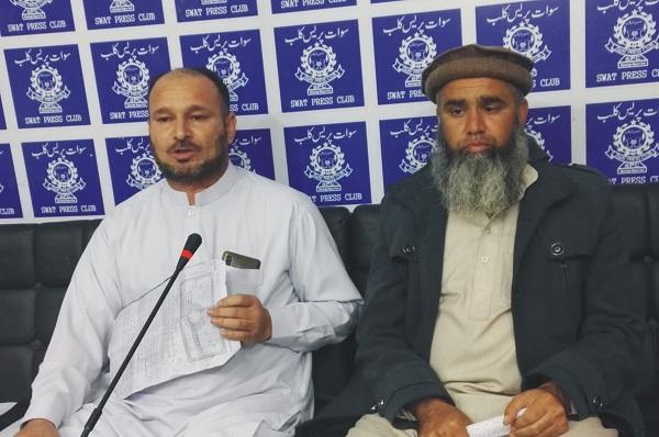 مخالف فریق جعلی دستاویزات کے ذریعے ہماری زمین اپنے نام کرانا چاہتاہے،محمد حکیم کا الزام