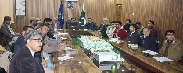 سوات میں پانچ روزہ پولیو مہم کیلئے انتظامات مکمل، ڈی سی سوات ثاقب رضا اسلم