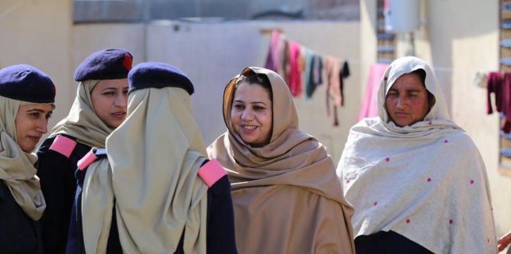 ضلع ملاکنڈ کی آبادی سات لاکھ سے زائد، خواتین لیویز اہلکاروں کی تعداد صرف تین