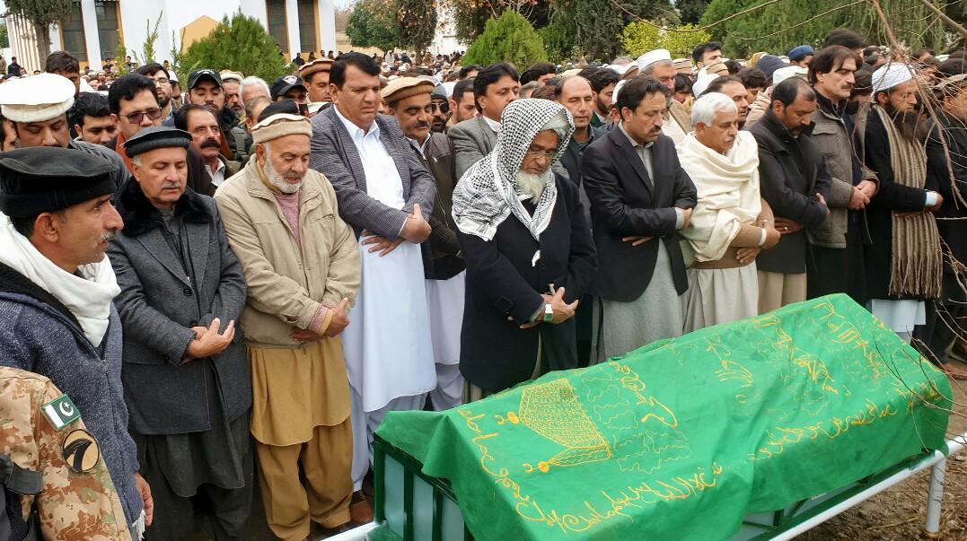 فیروز شاہ خان کا بہیمانہ قتل سیکورٹی کے دعوؤں پر سوالیہ نشان ہے،امیر مقام