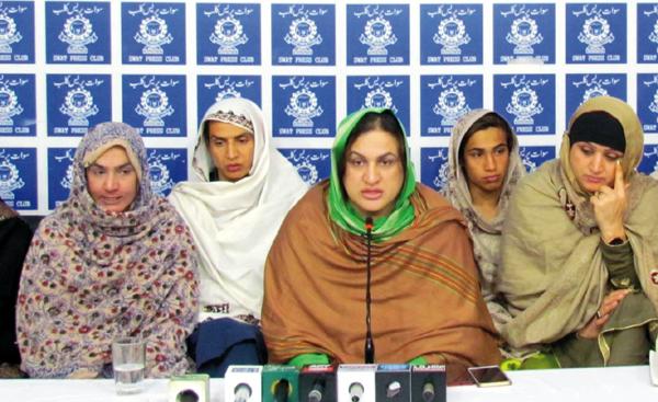 خواجہ سراؤں پر پولیس اہلکاروں نے شدید تشدد کیا،آرزو خان