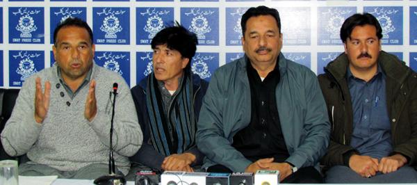 سوات،تحریک انصاف کے کارکنوں نے سازشی عناصر کو پارٹی سے نکالنے کا مطالبہ کردیا