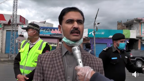 ڈی پی او سوات کا سخت ایکشن، ٹریفک پولیس کو کرفیو کا لفظ استعمال کرنے سے منع کردیا