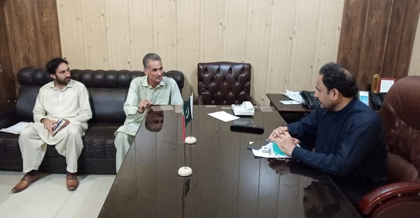 عوام کے جان ومال کی حفاظت اولین ترجیح ہے، فضل حکیم خان یوسفزئی