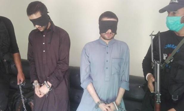 پاکستان میں مزید دو بھارتی جاسوس گرفتار