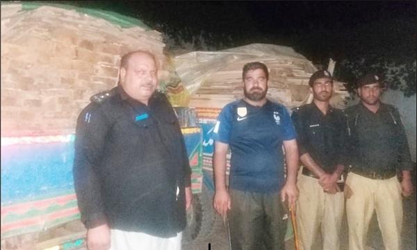 جنگلات  کو تباہ کرنے والے افراد کے خلاف بھر پور قانونی کاروائی کی جائیگی۔قاسم علی خان ضلعی پولیس آفیسر
