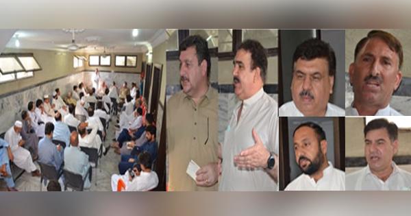 عوامی نیشنل پارٹی ضلع سوات کے جانب سے اہم  اجلاس کا انعقاد