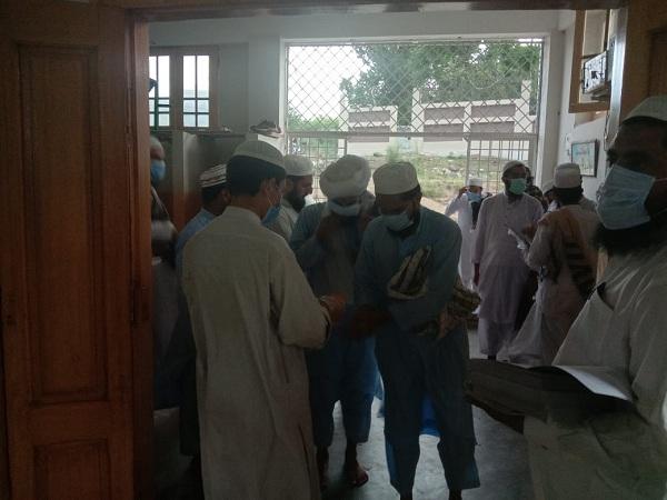 وفاق المدارس کے زیراہتام سوات میں سالانہ امتحانات شروع