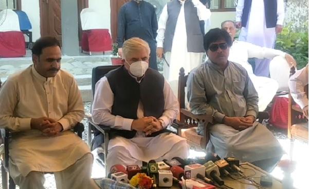 ٹمبرمافیا کو نہ چھوڑنے کا فیصلہ، سوات ایکسپریس وے کیلئے 19 ارب مختص ، وزیر اعلیٰ محمود خان