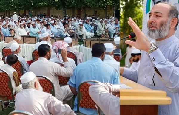 موجودہ حکمرانوں نے ملک کو بیرونی قر ضوں میں ڈبو دیا ہے،مشتاق احمد خان