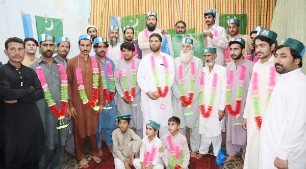 جماعت اسلامی میں شمولیتوں کا سلسلہ شروع