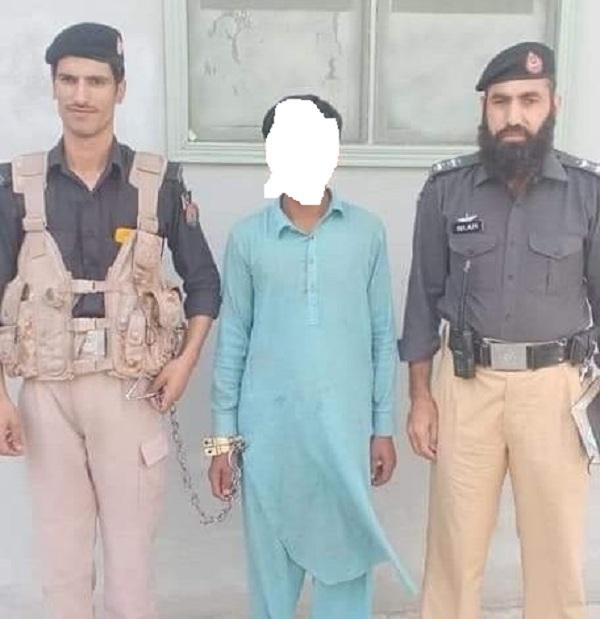 سوات ، دس سالہ گونگے بچے کیساتھ زیادتی ، ملزم گرفتار