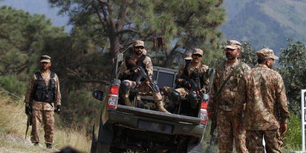 دہشتگردوں کا وزیرستان میں ملٹری چیک پوسٹ پرفائرنگ