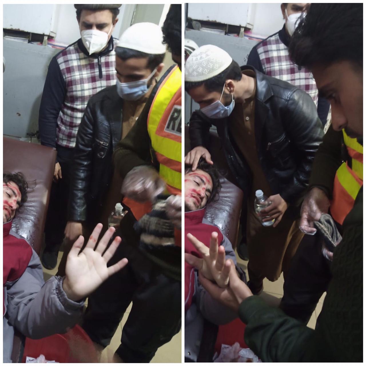 مینگورہ، گھر میں گیس سلینڈر پھٹنے سے 6 افراد زخمی ، 3 تشویشناک