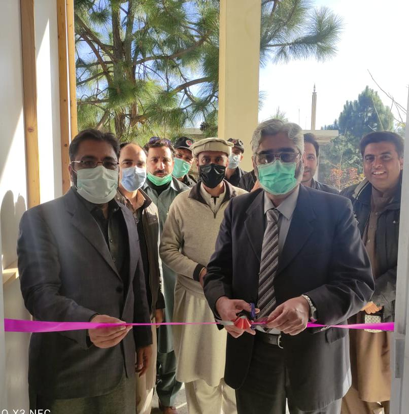 سوات یونیورسٹی میں جلد سائنس اور آئی ٹی پارک قائم کریں گے، وی سی ڈاکٹرجمال