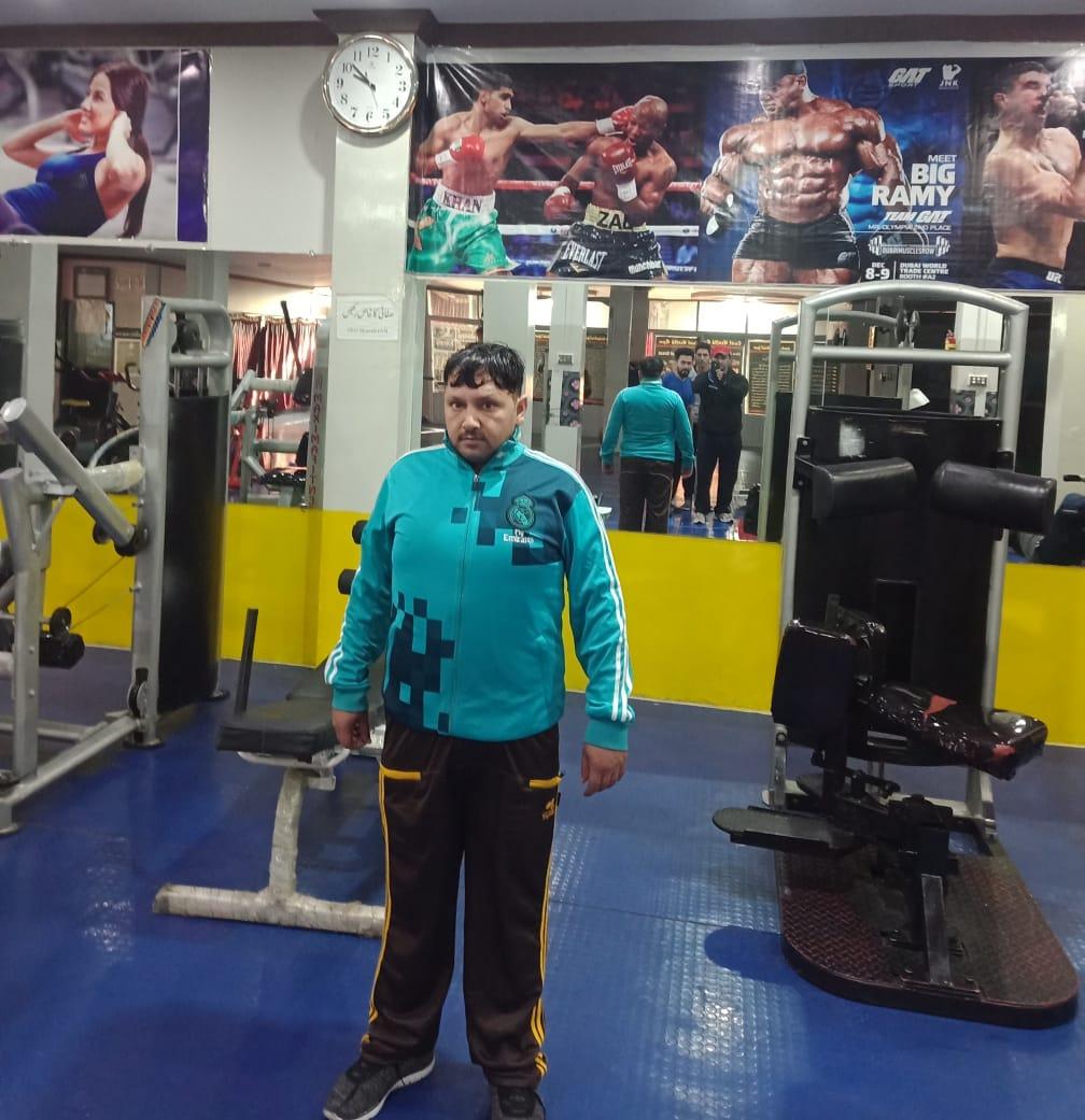 سوات ہیلتھ جیم کا کارنامہ، موٹاپے کا شکار نوجوان کاوزن 45 روز میں 55 کلو کم