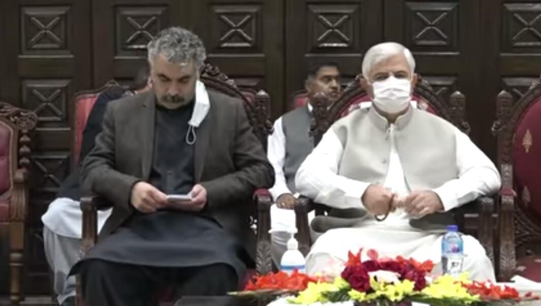 وزیراعلیٰ خیبرپختونخوامحمود خان سے کالام کے وفود کی ملاقات