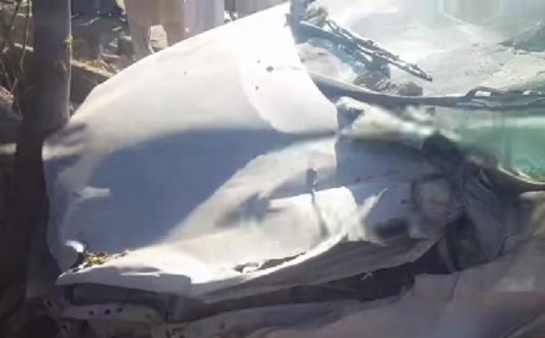 سوات، موٹر کار درختوں سے ٹکراگئی، خاتون جاں بحق