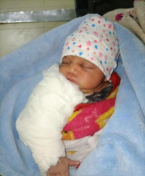 گائنی وارڈ سیدو ہسپتال میں خواتین کیساتھ ظلم کی انتہا، نومولود بچے کا توڈ دیا گیا