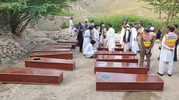 شانگلہ کانام بدل کر کان کنوں کا قبرستان رکھا جائے