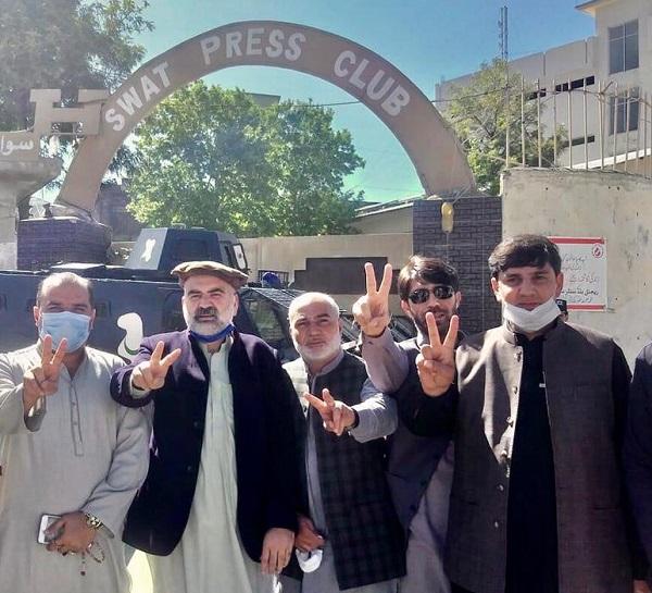 سوات پریس کلب سیل، ہائی کورٹ نے فوری کھولنے کے احکامات جاری کردیئے