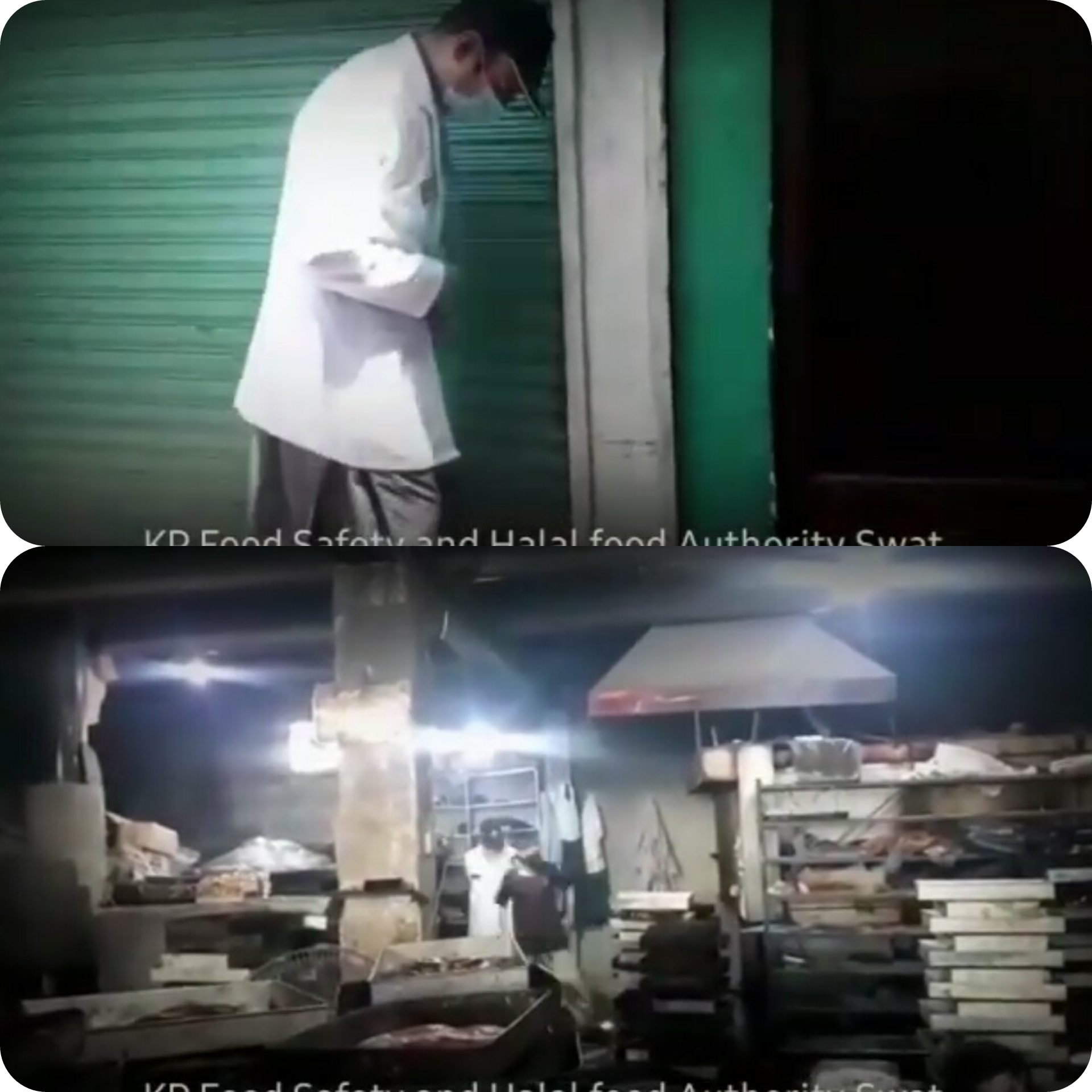 سوات میں مضر صحت اور ناقص بیکری اشیاء کے خلاف بڑی کاروائیاں، کئ بیکریاں سیل، متعدد افراد گرفتار