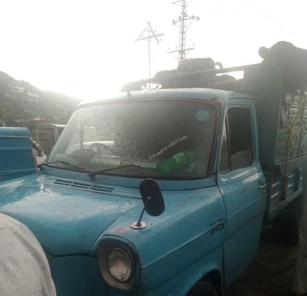 سوات، قمبر میں ٹریفک حادثہ ، موٹر سائیکل سوار جاں بحق
