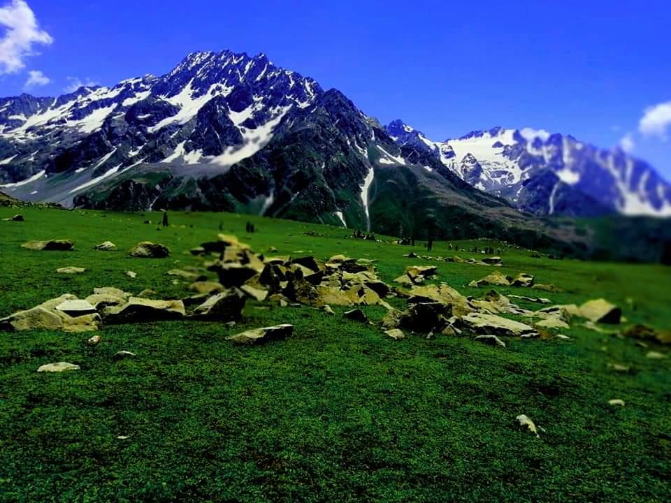 باکسر بانڈہ سوات