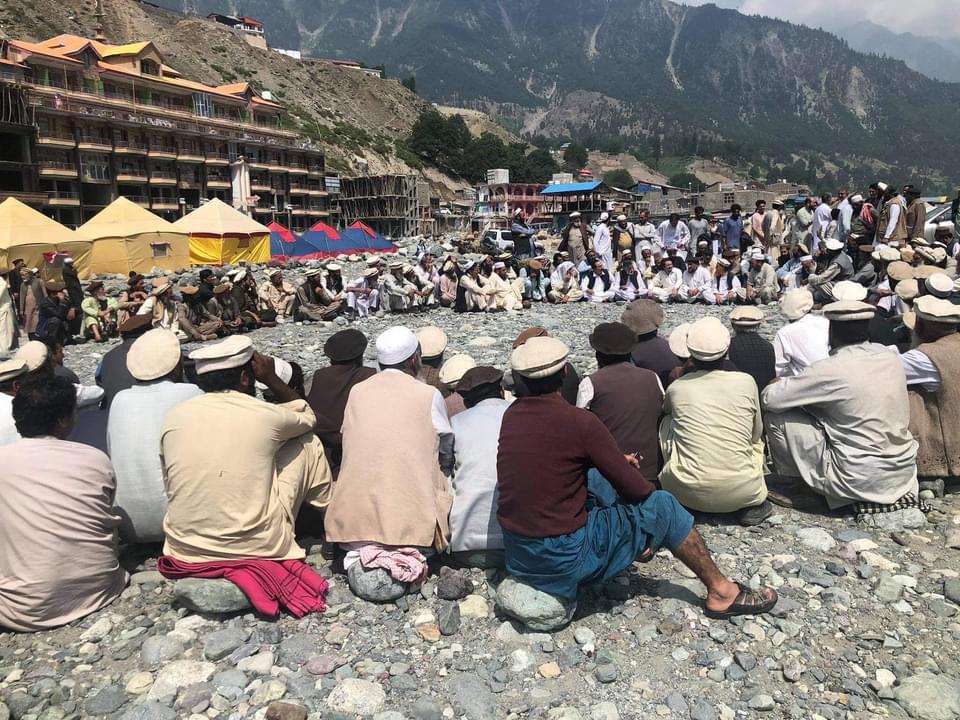 کالام اتروڑ تنازعہ، تاریخی مسجد میں جرگہ ،مشران نے اہم ترین فیصلہ کرلیا
