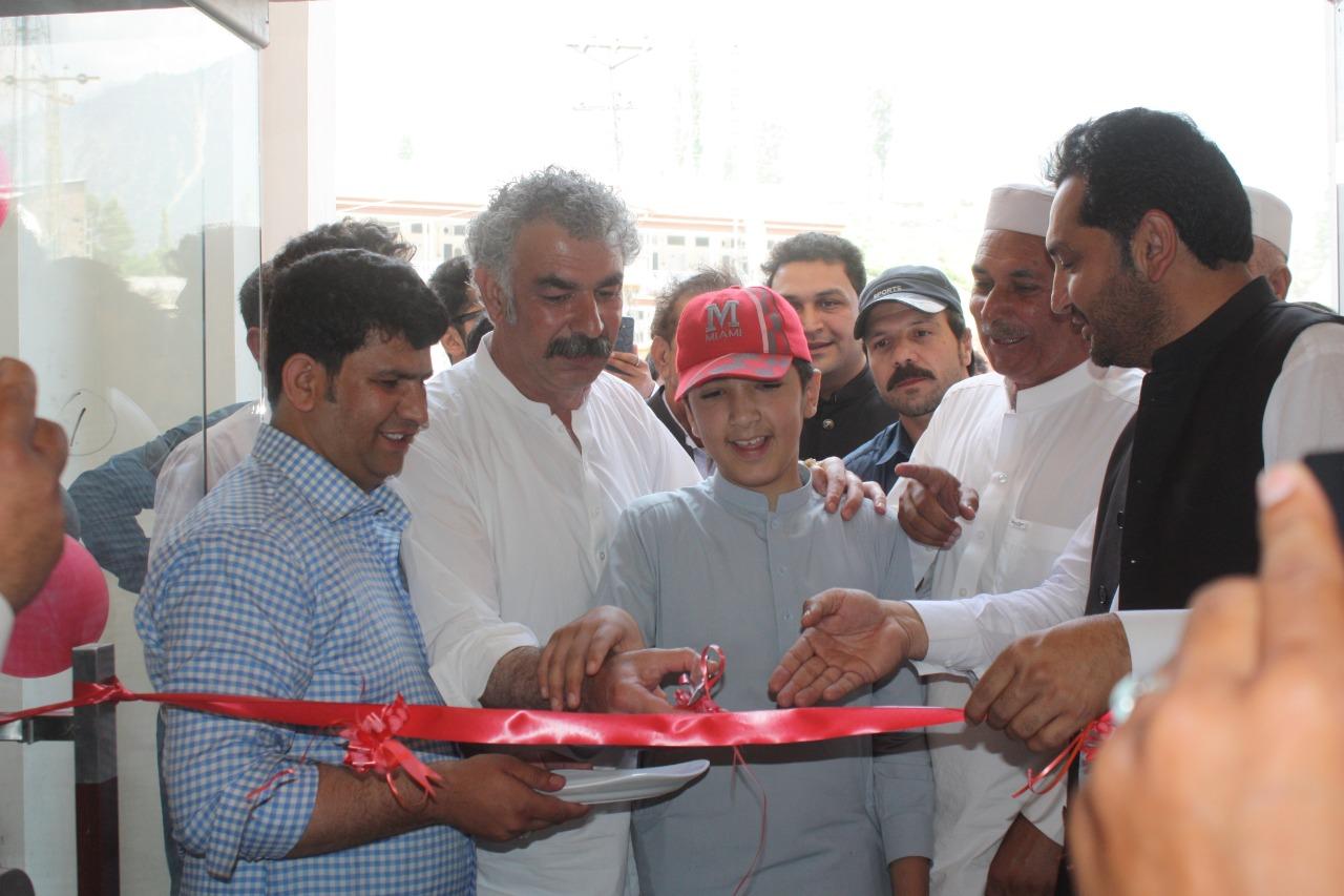 کالام، ماریہ ہوٹلز اینڈ ریزاٹس کی افتتاحی تقریب کا انعقاد