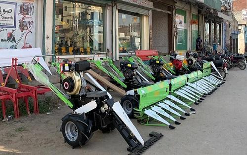 کسانوں کے لئے خوشخبری، صرف ایک مشین اور کرنے کا کام زیادہ
