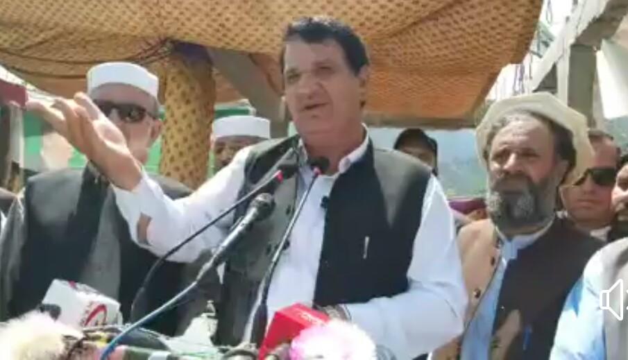 دیر کوہستان کے عوام کیلئے ہر فورم پر آواز اُٹھاؤنگا،امیرمقام