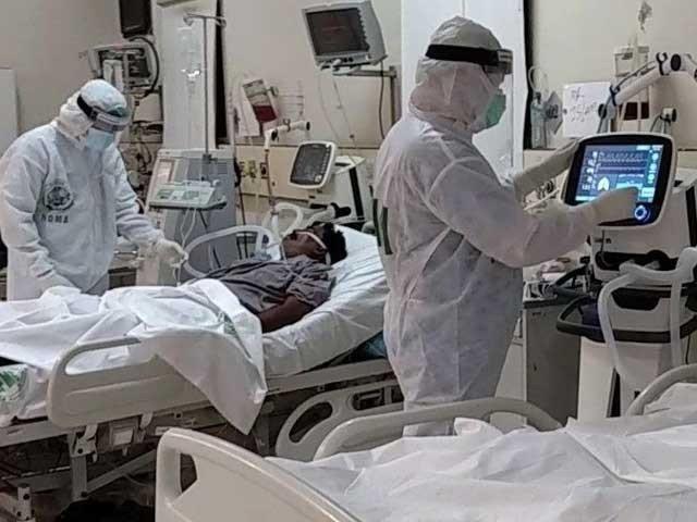کورونا وبا؛ مزید 73 افراد جاں بحق، 2714 مثبت کیسز رپورٹ