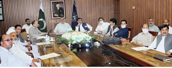 ضلع سوات  میں 138 مقامات پر ڈینگی لاروا پایا گیا ، اعلیٰ سطحی اجلاس میں انکشاف