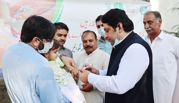 سوات میں پولیو مہم شروع کرنے کیلئے انتظامات مکمل