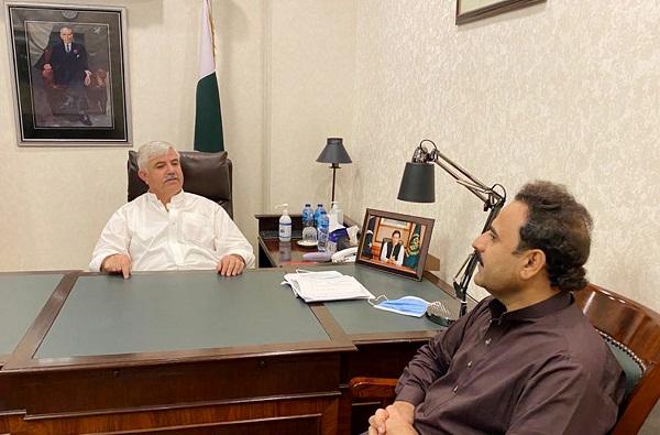 وزیراعلی محمود خان کی قیادت میں خیبرپختونخوا ترقی کے ایک نئے دور میں داخل ہوا،فضل حکیم خان