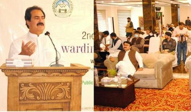 آفیسرز دکھی انسانیت کی خدمت کو اپنا شعار بنائیں اور اپنے دفاتر عوام کے لئے ہمیشہ کھلے رکھیں، وزیر زراعت محب اللہ خان